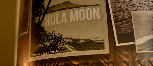 Hula Moon Decor